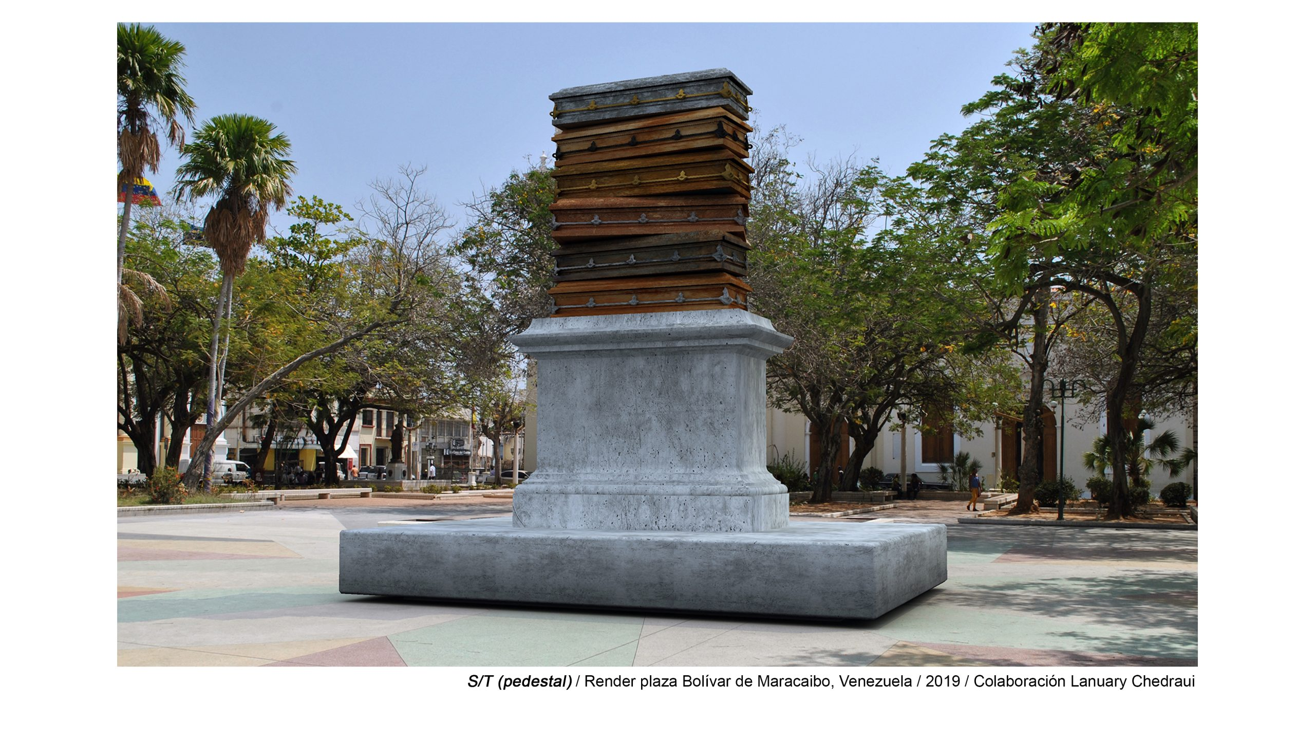 9 - Pedestal