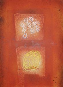 Stan Kuiperi. Petrograph art.