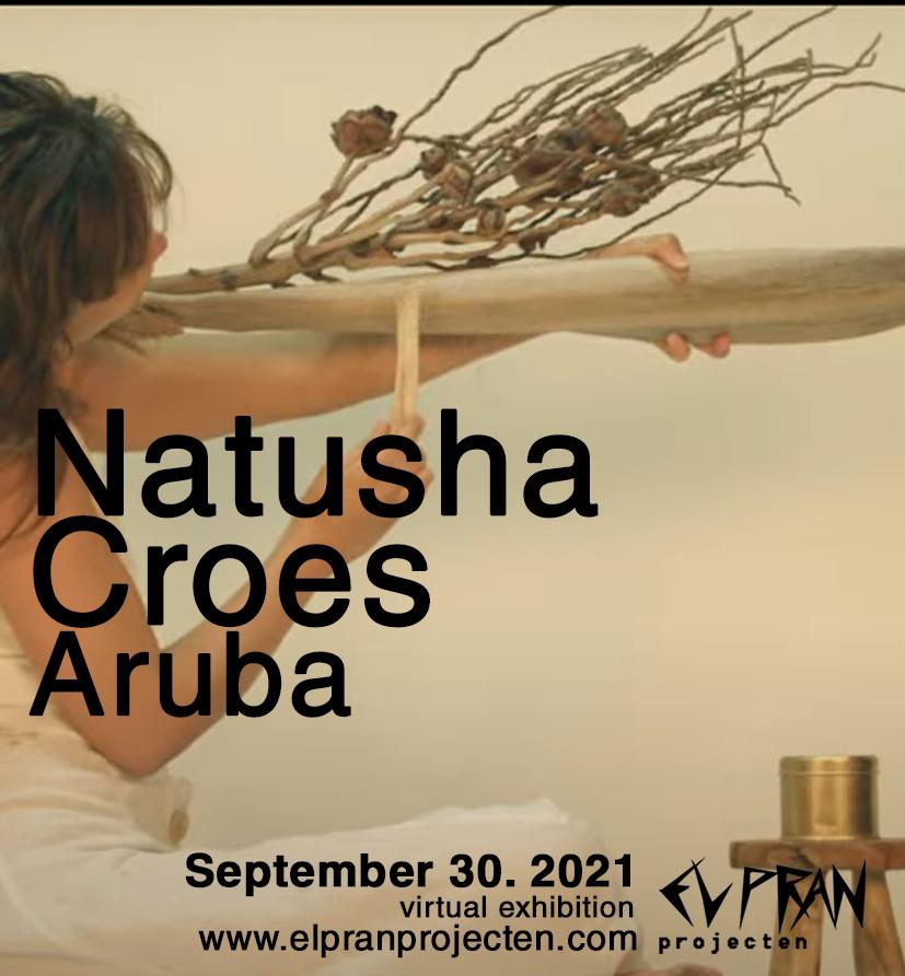 Flyer Natusha Croes