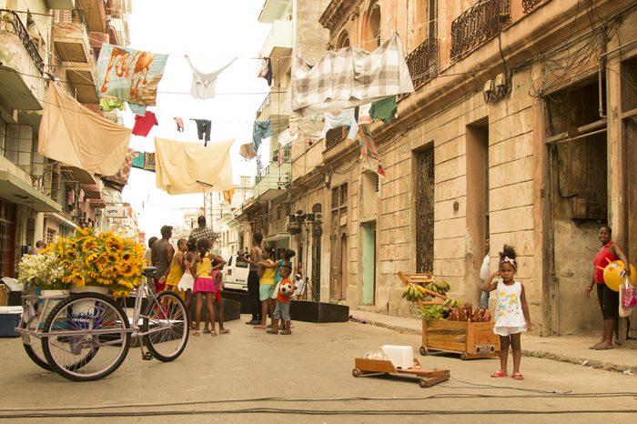 Nelson Gonzalez. Let's see if that's true. 12 Biennial of Havana 2015. Centro Wifredo Lan, Embassy of the Netherlands, Havana, Community of Cayohueso. Havana.